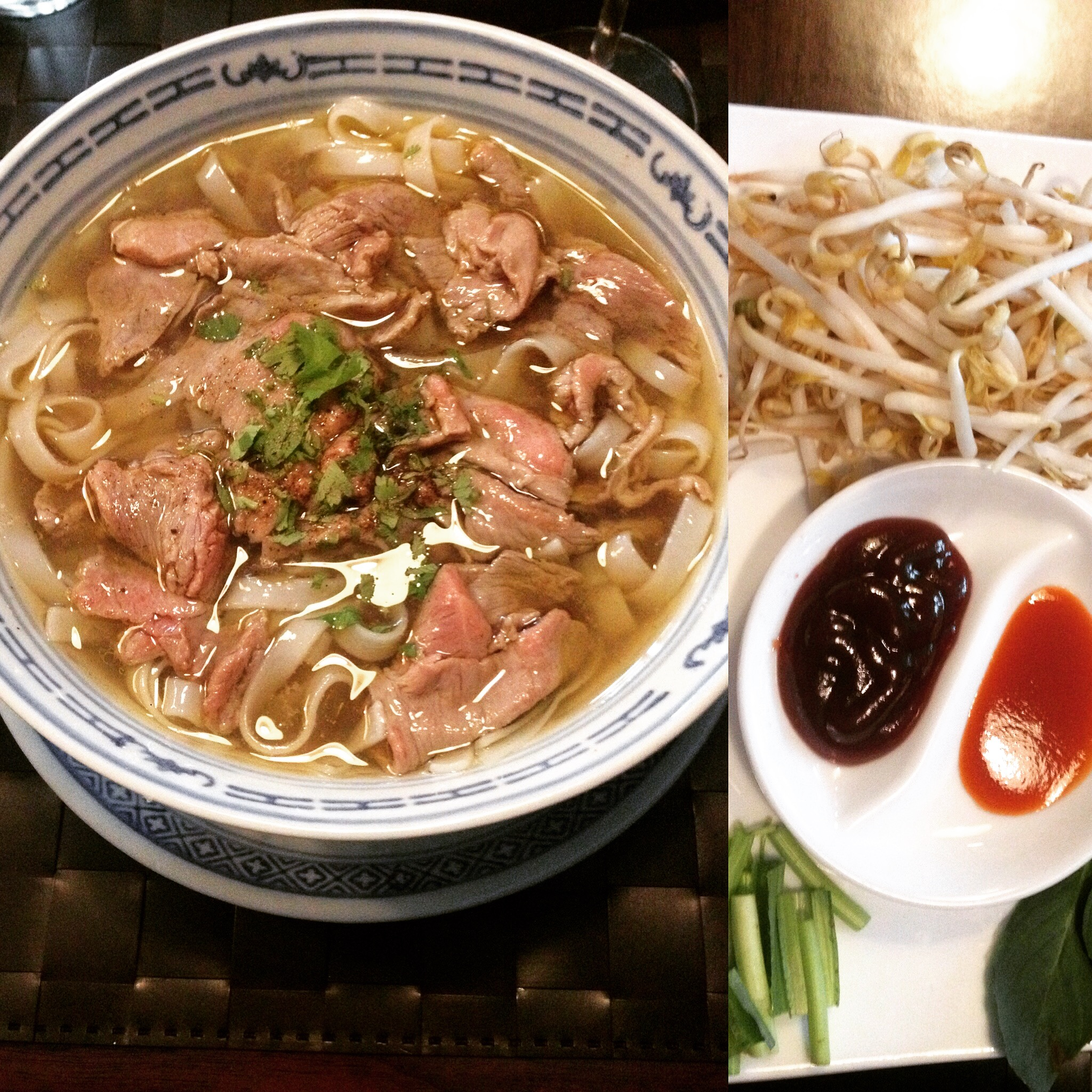 how to get rich umami flavour in pho
